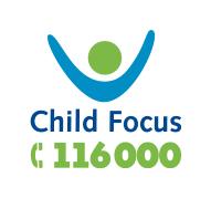 Logo https://childfocus.be/nl